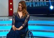 Magda Coman, fotomodelul in scaun cu rotile, s-a casatorit cu un fotograf