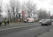 Prim-procurorul Parchetului de pe langa Tribunalul Vaslui, implicat intr-un accident rutier
