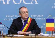 """Emil Boc, primar Cluj-Napoca: """"Pregatim o aplicatie care sa te alerteze cand ti-a fost ridicata masina"""""""