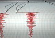 Cutremur de 2,7 grade pe scara Richter inregistrat  in aceasta dimineata in judetul Covasna