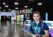 El este elevul roman admis o universitate de renume din SUA. Constanteanul de 17 ani explica  de ce Romania nu are nimic de oferit in ceea ce priveste cariera si educatia copiilor