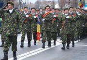 Armata Romana a inceput recrutarea de rezervisti voluntari