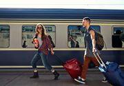 Toti tinerii care implininesc 18 ani vor putea calatori gratuit cu trenul in UE