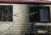 Un cartier din Galati s-a zgaltait azi-noapte din toti tatanii, in urma unei explozii la o casa. Focul ar fi fost pus intentionat