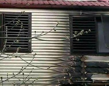Un cartier din Galati s-a zgaltait azi-noapte din toti tatanii, in urma unei explozii...