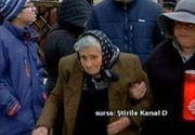 Mama Ilenei Ciuculete implineste astazi 86 de ani. Sfasiata de durere, isi plange fiica, in loc sa sarbatoreasca alaturi de cei dragi