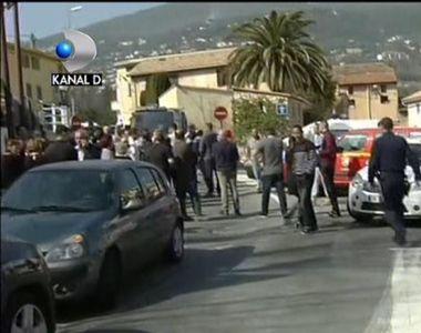 Europa, luata la ochi de teroristi, din nou? Un plic a explodat, un liceu atacat cu...