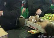 Mare atentie la produsele alimentare vandute fara act de provenienta sau expirate! Autoritatile au gasit produse expirate de anul trecut pe rafturile magazinelor alimentare