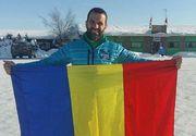 Tiberiu Useriu a castigat, pentru a doua oara consecutiv,  Maratonul Arctic Ultra din Canada. Romanul a rezistat la temperaturi de -36 grade Celsius