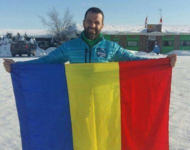 Tiberiu Useriu a castigat, pentru a doua oara consecutiv,  Maratonul Arctic Ultra din...