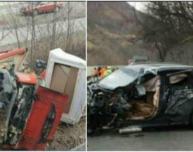 Sotul Alinei Gorghiu, implicat intr-un grav accident rutier. El ar fi fost cel care a...