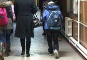 Caz de violenta intr-o scoala din Romania. Un profesor de sport a lovit un copil, desi fusese suspendat tot pentru agresiune