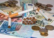 Aproape 12 milioane de tigari, 1,5 tone de tutun si bunuri de 2,4 milioane lei, confiscate de la traficanti in doua luni