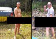 Un politist hunedorean, care a pozat nud, este cercetat disciplinar. Barbatul nu e la prima abatare de acest gen