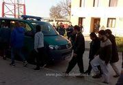 Sase iranieni si patru afgani, prinsi de politistii de frontiera din Timis cand incercau sa intre ilegal in tara din Serbia