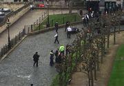 Cine sunt cei doi romani raniti in atentatul de la Londra. Tinerii urmau sa se casatoreasca. Barbatul a fost externat, femeia e in stare grava