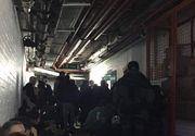Imaginile cutremuratoare de la Londra surprinse de un roman aflat in valtoarea atacului terorist de pe Podul Westminster! A stat intr-un subsol trei ore pana a trecut pericolul