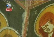 Biserica din Sibiu, celebra in intreaga lume datorita culorilor care o impodobesc. Galbenul ei este la fel de pretios ca faimosul albastru de Voronet