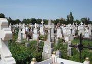 ANAF a scos la vanzare cripte si teren in cimitir cu reducere de 50%