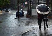 Vesti proaste de la meteorologi. Ploi, vant si temperaturi scazute ne asteapta in weekend