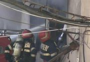 Brasov: Incendiu la sediul unei televiziuni! Nicio persoana nu a fost ranita