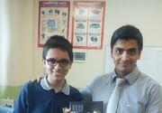 Doi elevi din Bucuresti au obtinut locul I si II la un concurs NASA