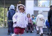 """Zeci de copii au fost vedete astazi la Kanal D, in prima zi din """"Saptamana altfel"""""""
