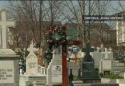 """Acesta este cimitirul """"Buna Vestire"""" din Iasi. De unde ii vine denumirea"""