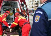 O fata de 13 ani din Galati, in stare grava la spital dupa ce a cazut de la etajul zece al blocului in care locuieste