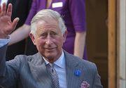 Printul Charles a depus o coroana de flori la Mormantul Ostasului Necunoscut din Parcul Carol