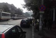 Arad. Zeci de tramvaie au ramas blocate in urma unei pene de curent provocate de sobolani - Sute de calatori afectati