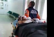 Tragedie intr-o familie din Vrancea. Tanar de 33 de ani, tata a doi copii, in coma dupa ce a fost trantit cu capul de ciment