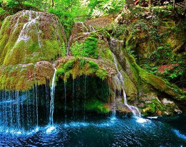 Cascada Bigar, asa cum nu ai vazut-o niciodata. Ce s-a schimbat la faimosul obiectiv...
