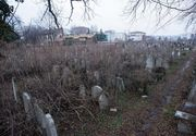 Cum arata cimitirul evreiesc de pe Ion Mihalache! O buna parte a fost distrusa de cutremurul din '77! Acolo se afla si mormantul lui Iosif Sava!