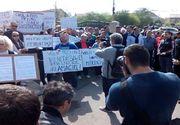 Protest in prelungirea Ghencea. Oamenii cer largirea strazii si construirea unui pasaj
