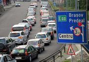 Mare atentie la viteza! Politia Romana a prins 13 soferi in aproximativ doua ore, conducand cu viteze excesive pe autostrazi