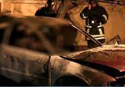Doi tineri din Timis au avut parte de un sfarsit cumplit. Au murit carbonizati in masina condusa de un prieten. Totul ar fi pornit de la o gluma neinspirata!