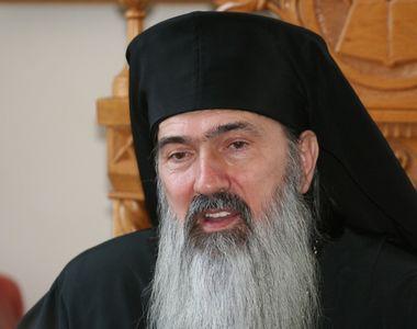 Curtea de Apel Constanta a revocat controlul judiciar in cazul Arhiepiscopului...