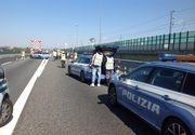 Celebru pilot de raliuri, ucis de o romanca pe o autostrada din Italia