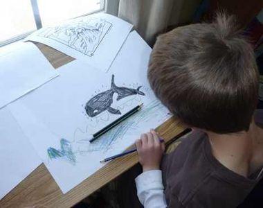 Un elev de 13 ani din Botosani a intrat in jocul Balena Albastra si nu mai poate scapa....