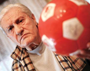 A murit Dumitru Ignat! Legenda fotbalului a pierit la 88 de ani