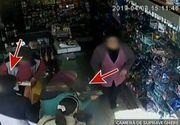 Un pensionar inghesuie si fura pensionare prin magazine. Ar trebui sa ii fie rusine pentru faptele sale