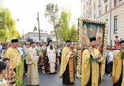 """Circulatie restrictionata intre Biserica Franceza si Catedrala """"Sfantul Iosif"""", pentru procesiunea catolica de Florii"""