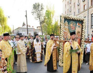 "Circulatie restrictionata intre Biserica Franceza si Catedrala ""Sfantul Iosif"",..."