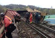 Detalii infioratoare despre accidentul feroviar din Hunedoara in care au murit doi mecanici de locomotiva. Acestia ar fi anuntat defectiuni la sistemul de franare
