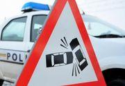 Un soferul de TIR din Belarus a lovit cu masina doi biciclisti in Galati! Era beat crita si a incercat sa fuga de Politie