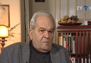 Doliu mare in Romania. Casa Regala a transmis un mesaj de condoleante dupa moartea lui Nicolae-Serban Tanasoca