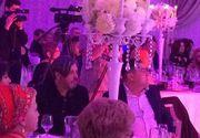 Cornel Gales, prima aparitie in public cu copiii Ilenei Ciuculete, dupa moartea artistei! Cantreata a primit Premiu de excelenta pentru intreaga cariera post -mortem