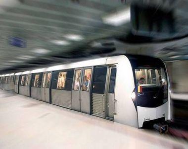 Circulatie ingreunata pe Magistrala 1 de metrou din cauza unei avarii RADET. Se circula...