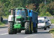 Conducerea unui tractor pe drumurile publice de catre o persoana fara permis nu este infractiune